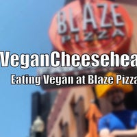 Photo taken at Blaze Pizza by Matt (@VeganCheesehead) C. on 7/24/2017