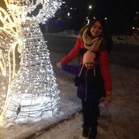 Photo taken at Салон меблів Нова by Iryna B. on 1/10/2016