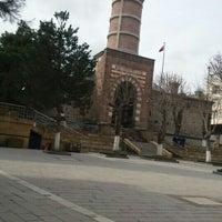 Photo taken at Çelebi Sultan Mehmet  Medresesi by DOĞAN ✅. on 2/14/2016
