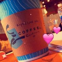 Photo taken at Caribou Cafe by 3alya. on 3/7/2017