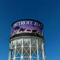 Photo taken at Detroit Zoo Water Tower by Amy . on 3/29/2016
