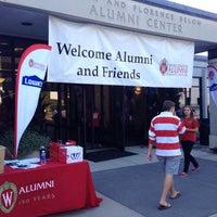 Photo taken at Wisconsin Alumni Association by Caroline S. on 10/11/2013