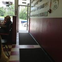Photo taken at SouthSide Diner by Srdjan B. on 8/17/2013