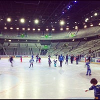 Photo taken at Arena Ice Fever 2012 by Boris B. on 11/17/2012