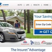 Photo taken at Insuret.com by Insuret.com ~. on 1/5/2014