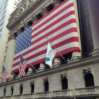 Photo taken at New York Stock Exchange by Stanislav Y. on 9/24/2012