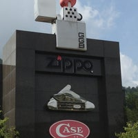 Photo taken at Zippo & Case Museum/Visitor Center by Stanislav Y. on 8/27/2013