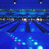 Photo taken at Airway Lanes and Fun Center by Travis T. on 4/14/2013