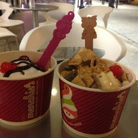Photo taken at Menchies by Travis T. on 3/10/2013