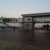 Photo taken at Pune Airport (PNQ) by Auroshikha R. on 12/26/2012