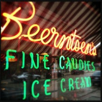 Photo taken at Beernsten's Confectionary by Mark D. on 12/30/2012