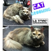 Photo taken at Letoro Grooming by Squido N. on 4/27/2014