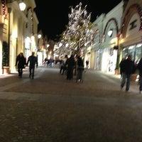 Снимок сделан в Castel Romano Designer Outlet пользователем Patrizio D. 12/22/2012