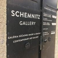 Photo taken at Schemnitz Gallery by Jakub Z. on 7/12/2017