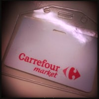 Photo taken at Carrefour market by Alice V. on 4/17/2016