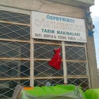 Photo taken at Özpeynirci Tarım by Murat Ö. on 4/13/2016