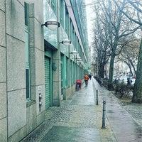 Photo taken at Verwaltungsgericht Berlin by Andi D. on 3/21/2016