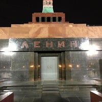 Photo taken at Lenin's Mausoleum by Trey B. on 5/18/2013