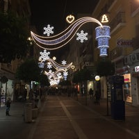 Photo taken at Calle Ancha by Antonio C. on 12/14/2015
