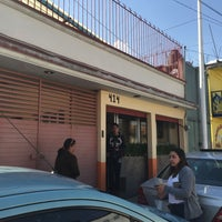 Photo taken at Restaurante Luna Azul by Victor Manuel B. on 3/14/2016