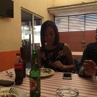Photo taken at Restaurante Luna Azul by Victor Manuel B. on 4/1/2016