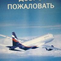 Photo taken at Аэрофлот by Alla V. on 12/30/2012