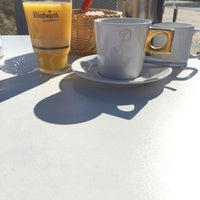 Photo taken at Café Röntgen by Gaby W. on 4/8/2018