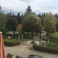 Foto tomada en Schwarzwald Parkhotel por Gaby W. el 9/22/2018