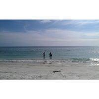 Photo taken at Longboat Key Beach by Rachel L. on 4/11/2013