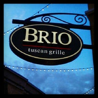 Photo taken at Brio Tuscan Grille by Rachel L. on 9/22/2012