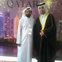 Photo taken at Katar by Ayberk Ö. on 9/16/2016