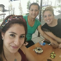 Photo taken at Asyam Pasta Börek ve Kahvaltı Salonu by Burcu F. on 9/15/2016