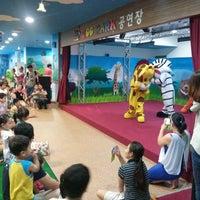 Photo taken at 웅진플레이도시 Zoo Park by 광현 남. on 8/3/2013