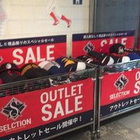 Das Foto wurde bei SELECTION 新宿店 ベースボール館 von さくはる am 2/29/2016 aufgenommen