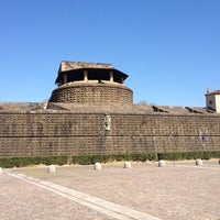 Photo taken at Fortezza da Basso by Jeanne B. on 4/15/2013