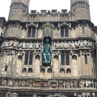 Photo taken at Canterbury Cathedral Lodge by İrem Nur S. on 5/20/2018