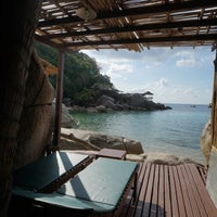 Photo taken at Charmchuree Villa @KOH TAO by Meaw S. on 11/11/2016