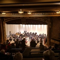 Photo taken at Victory Theatre by Jason C. on 2/11/2018