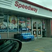 Photo taken at Speedway by Jason C. on 12/11/2016