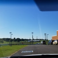 Photo taken at Union County High School by Jason C. on 10/19/2017