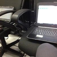 Photo taken at CSF Datacenter CBJ6 by Hidayah H. on 10/11/2012