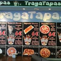 Photo taken at TragaTapas Marbella by Antonio 🇪🇸Cabrera🇪🇸 on 4/15/2015