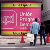 Foto scattata a UPyD Marbella da Antonio 🇪🇸Cabrera🇪🇸 il 10/13/2012