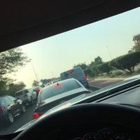 Photo taken at اشارة القلقصه by Fa_ A. on 3/5/2018