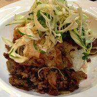 Photo taken at Pasta & Salad (Yeboon's BoxO'5) by Serella J. on 6/16/2013