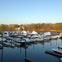 Photo taken at Greenwich Water Club by Lee M. on 4/27/2013