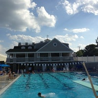 Photo taken at Greenwich Water Club by Lee M. on 6/9/2013