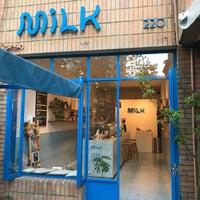 Foto scattata a milk da Max N. il 3/9/2018