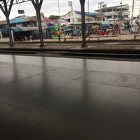 Photo taken at Sisaket Railway Station (SRT2273) by FaFang (. on 11/20/2017