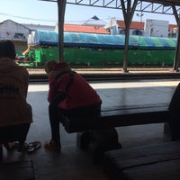Photo taken at Sisaket Railway Station (SRT2273) by FaFang (. on 10/25/2017